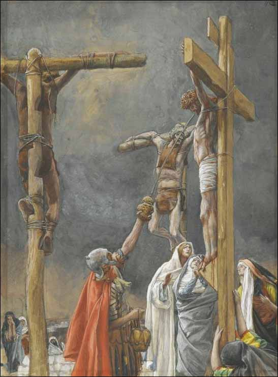 Tissot-i-thirst-vinegar-given-to-jesus-547x741
